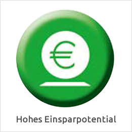 Ulow E2 - Hohes Einsparpotential