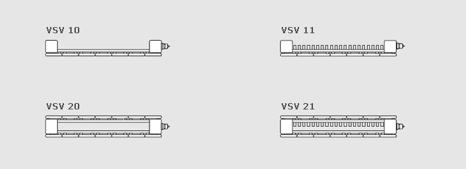 VSV overview of models