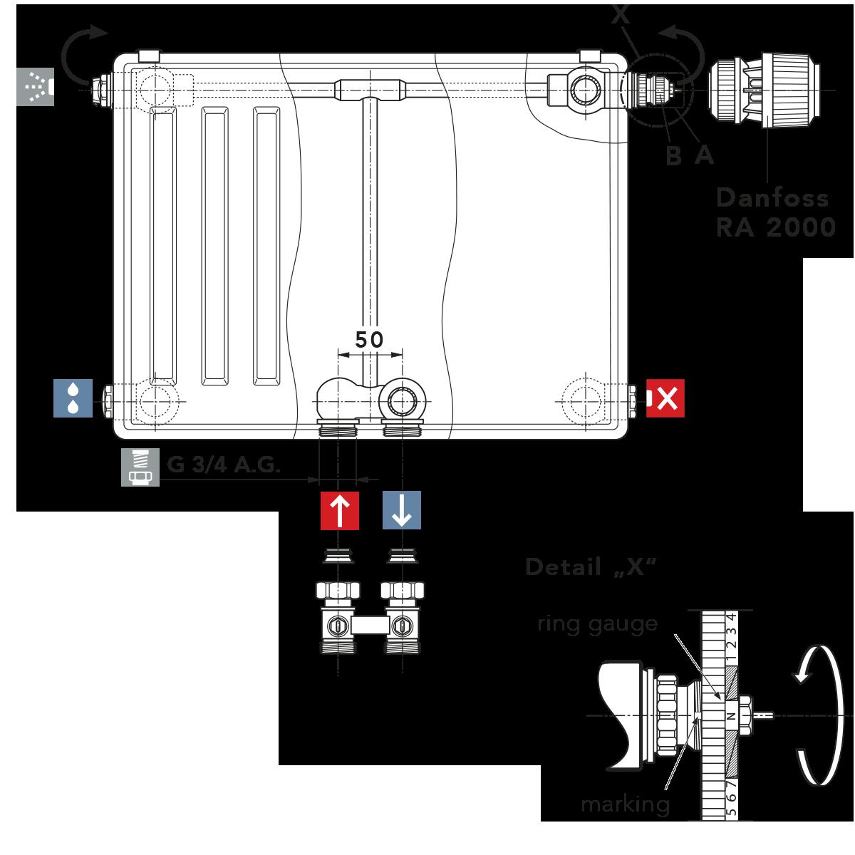 ULOW E2 - Low Temperature Radiator | KE KELIT NZ