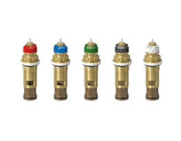 kv-preadjusted valves
