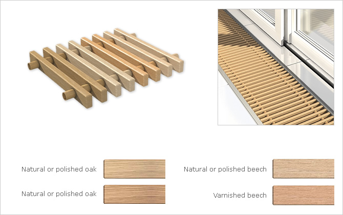 INTRATHERM wood