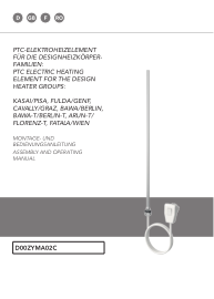 PTC - Electric heating element